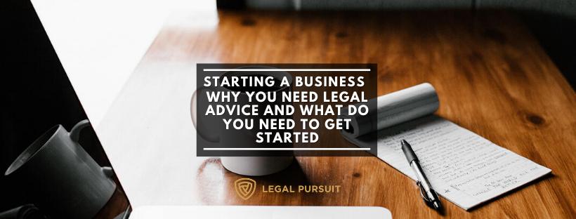 starting a business quattro legal pursuit