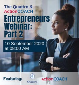 Quattro Finance Entrepreneurs Webinar