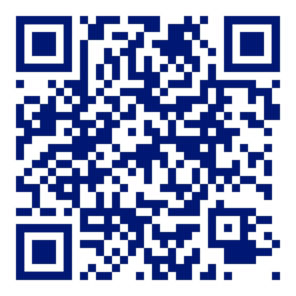 qr-code Bruce Seaton (blue)