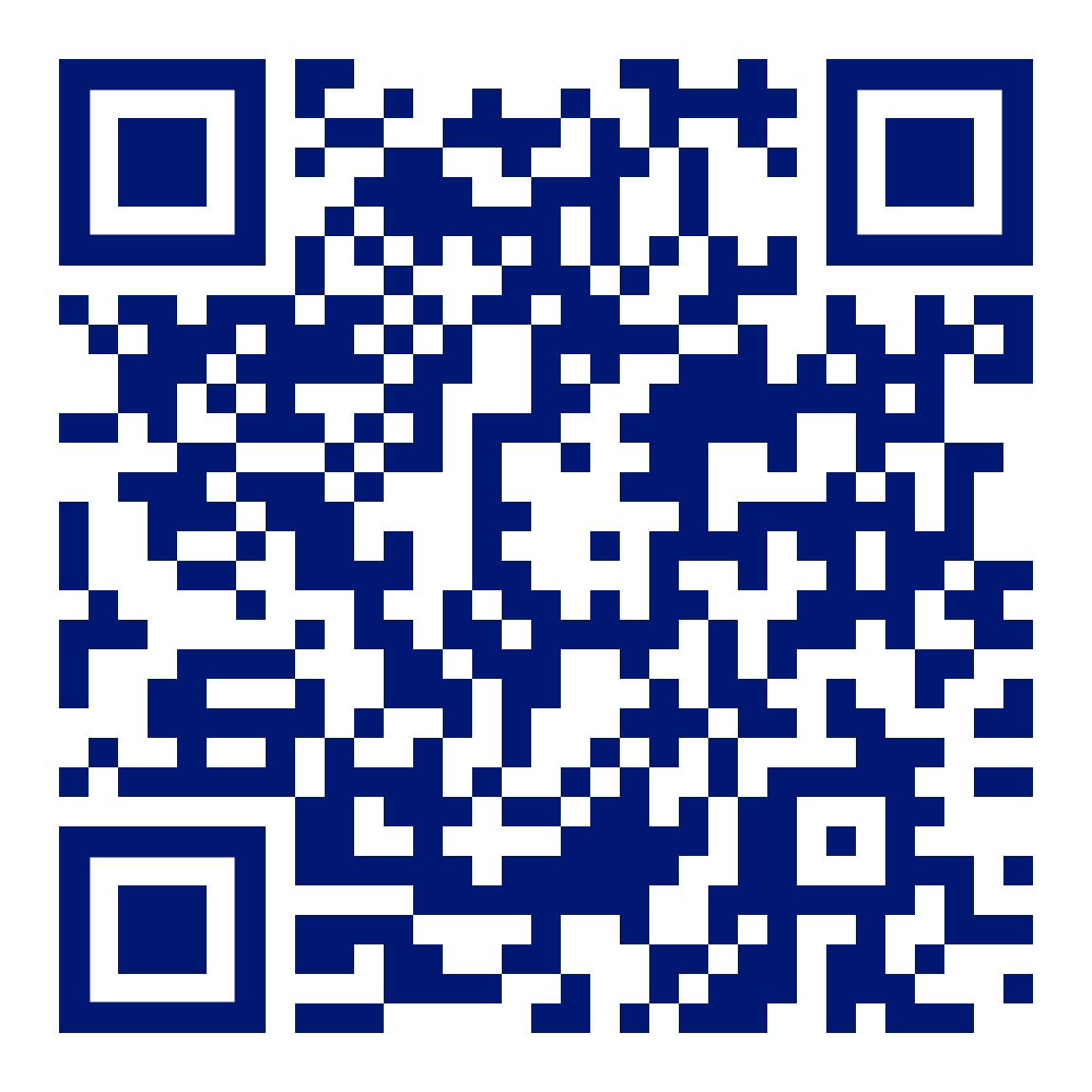 qr-code Mar-Jean Kuhn (blue)
