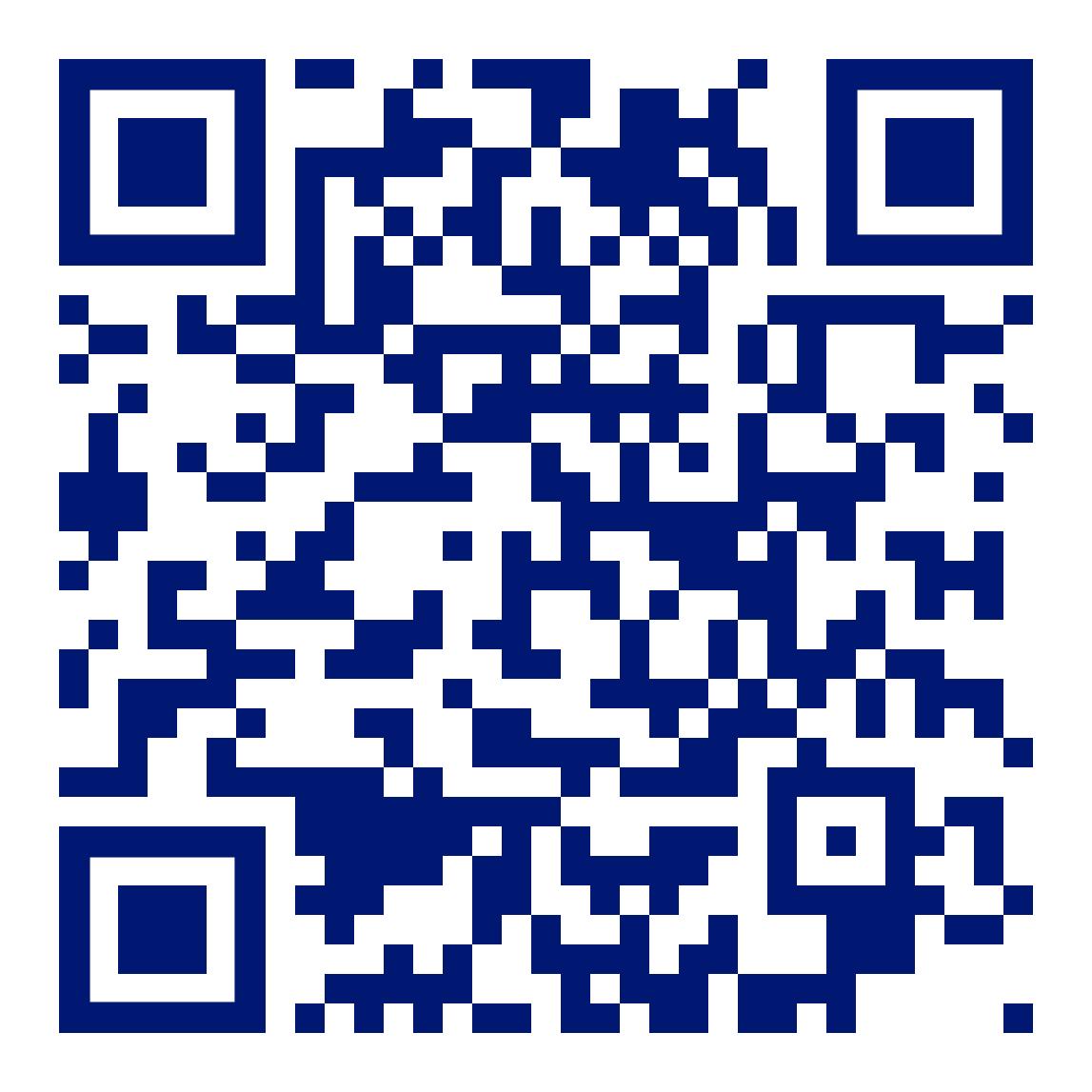qr-code Michele Tanner (blue)