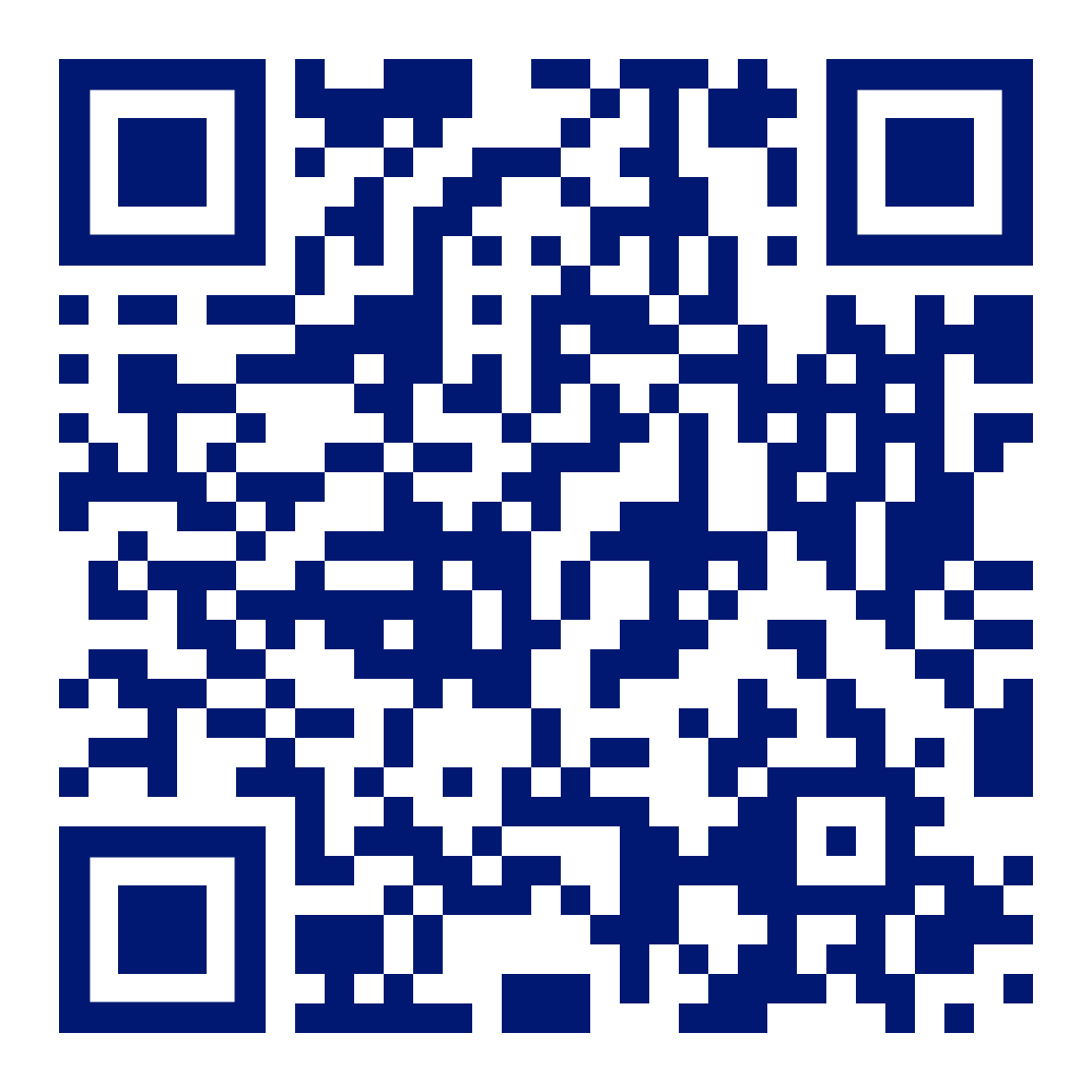 qr-code Nadine Sammons (blue)